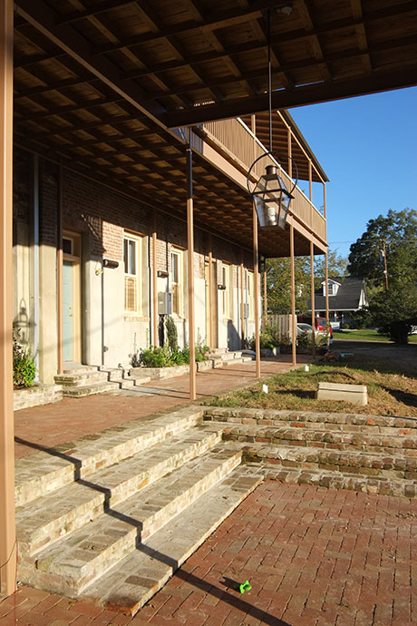Town Square Café Exterior, Woodville Restaurant or Coffee Shop Rental | Mississippi, MS