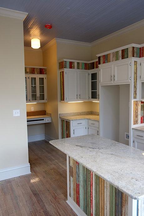 Apartment A Kitchen, Woodville Apartment Rental   Woodville Lofts & Studios, Mississippi, MS