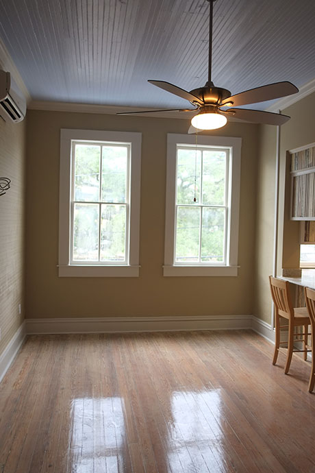 Apartment B Interior, Woodville Apartment Rental | Woodville Lofts & Studios, Mississippi, MS
