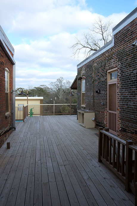 Apartment B Exterior, Woodville Apartment Rental | Woodville Lofts & Studios, Mississippi, MS