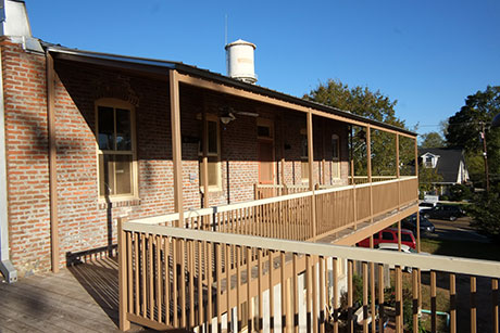 Apartment C Exterior, Woodville Apartment Rental | Woodville Lofts & Studios, Mississippi, MS