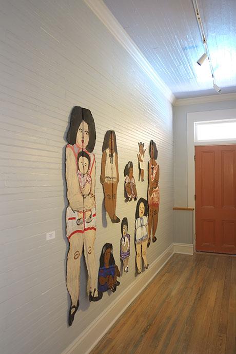Apartment C Entrance, Woodville Apartment Rental | Woodville Lofts & Studios, Mississippi, MS