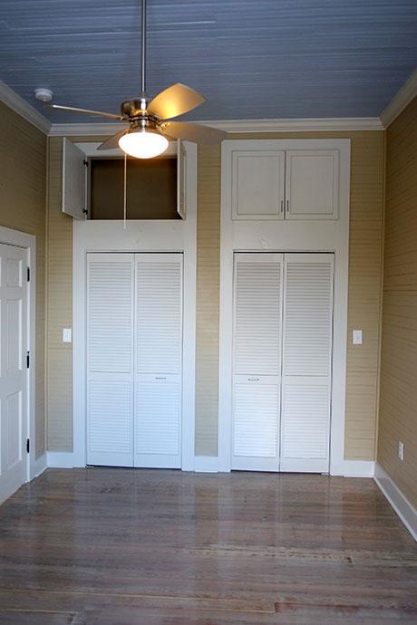 Apartment C Bedroom, Woodville Apartment Rental | Woodville Lofts & Studios, Mississippi, MS
