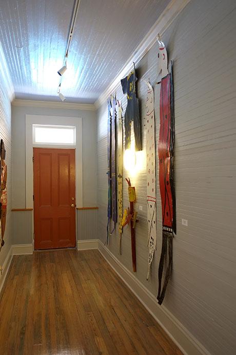 Apartment D Entrance, Woodville Apartment Rental | Woodville Lofts & Studios, Mississippi, MS