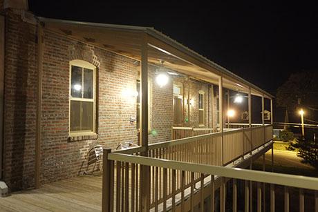 Apartment D Exterior, Woodville Apartment Rental | Woodville Lofts & Studios, Mississippi, MS