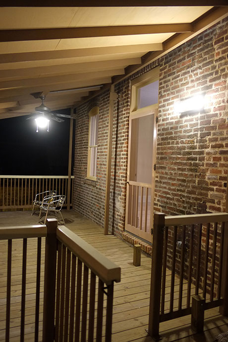 Apartment E Exterior, Woodville Apartment Rental | Woodville Lofts & Studios, Mississippi, MS